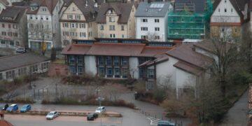 Berneckschule in Schramberg. Archiv-Foto: him