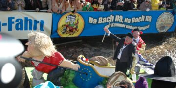 Bach-na-Fahrt: Dieses Jahr sind alle dabei. Foto: him