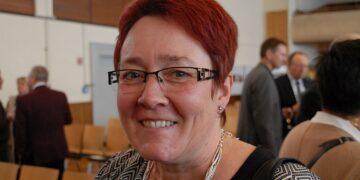 Die Vorsitzende des Schramberger Kinderfonds Dorothee Golm. Foto: him
