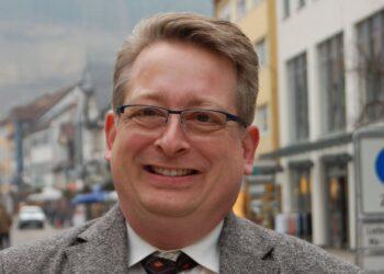 Schrambergs SPD-Vorsitzender Mirko Witkowski. Foto: pm
