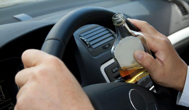 Alkohol am Steuer. Symbolbild: privat