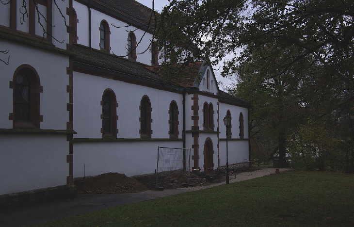 Ausgrabungen des Landesamts für Denkmalschutz bei der Pelagiuskirche 2009 lieferten neue Erkenntnisse zur Baugeschichte des Römerbads in der Altstadt. Foto: rottweil.net