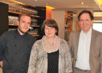 Von links: Steffen, Gisela und Jürgen Hirt. Foto: Preuß
