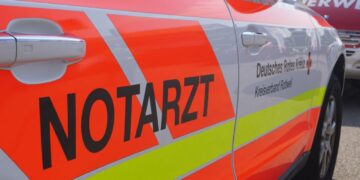 Notarzt. Symbol-Foto: Sven Maurer