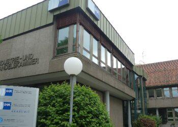 IHK-Gebäude in Villingen-Schwenningen. Foto: him
