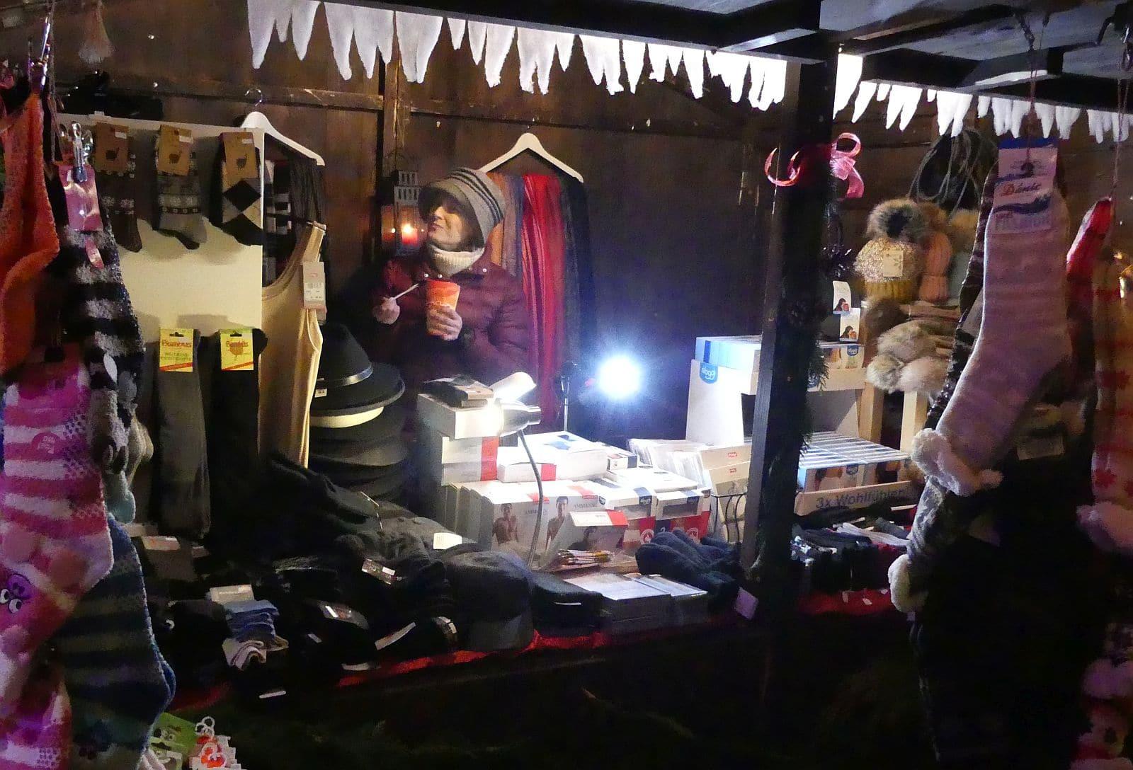 Hoffnung auf einen stimmungsvollen Weihnachtsmarkt. Archiv-Foto: him