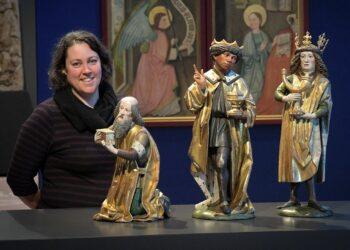 Plant kurze Filme zu Schätzen aus der Sammlung: Museumsleiterin Martina Meyr.  Archivfoto: al