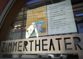 Vorstellungen fallen aus: Wie beim Rottweiler Zimmertheater sieht es gerade überall in der Kultur aus. Was das für Folgen hat, beleuchten wir in einer neuen Serie. Foto: al