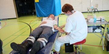 Blutspenden geht jetzt auch in Corona-Zeiten. Foto: Moni Marcel