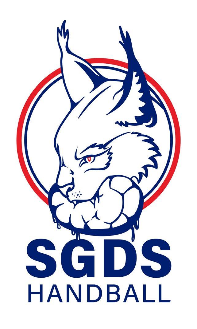 Bissig: Das neue Logo der Handball-SG Dunningen/Schramberg.