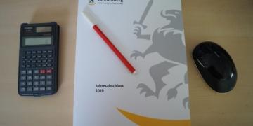 Der Jahresabschluss 2019 der Stadt Schramberg. Foto: Witkowski
