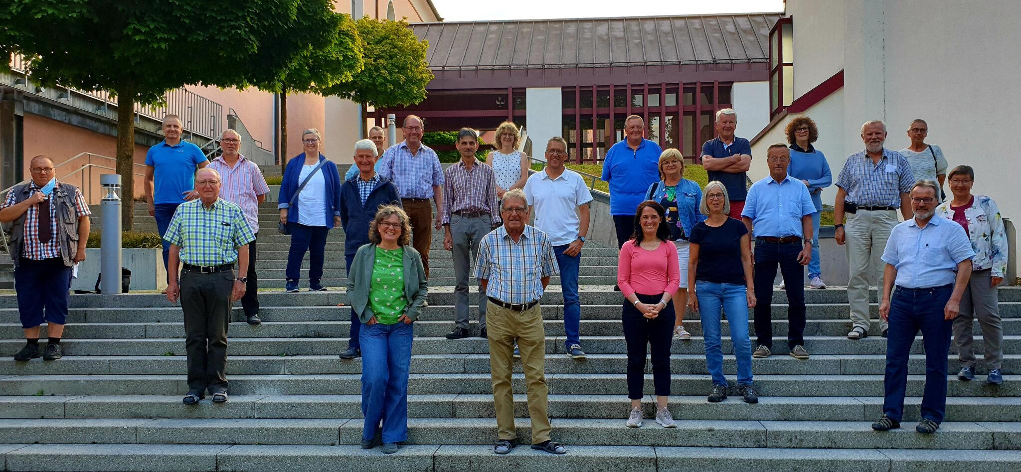 Bei der Gründung ihres Vereins: die Rottweiler Gästeführer. Foto: pm