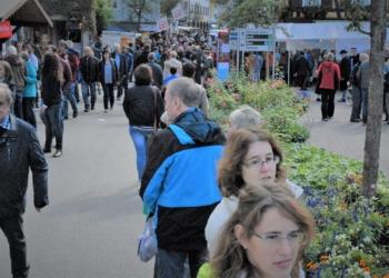 Viel los im Städtle war beim Stadtfest 2017 in Schramberg. Archiv-Foto: him