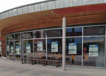 Ausstellung in Corona-Zeiten. Foto: pm