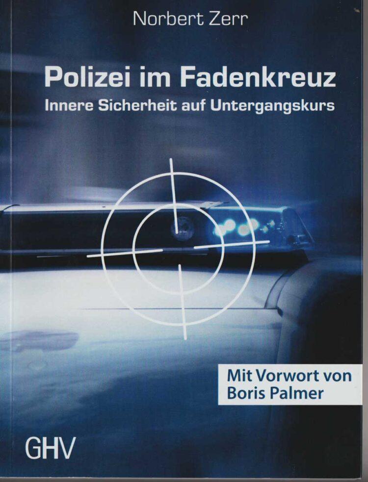 Norbert Zerrs Buch ist im Oktober herausgekommen.