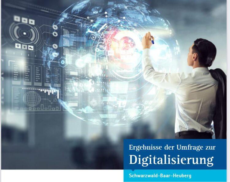 Digitalisierungsumfrage Titel: IHK