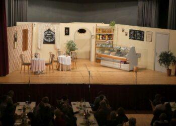 In diesem Jahr keine Theateraufführungen der Kolpingsfamilie im Bärensaal. Foto: pm