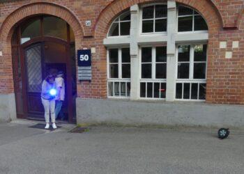 Gehen schon bald die Lichter beim Kulturbesen wieder aus? Archivfoto: him