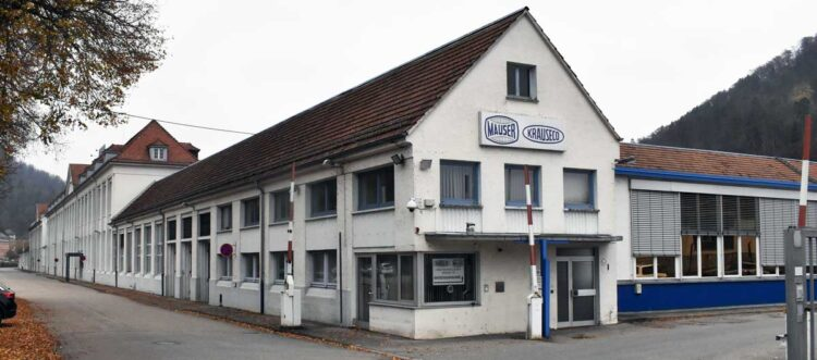 Mauser Maschinenfabrik in Oberndorf: Erst mal geht es weiter. Foto: wede