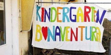 Umgebaut wird derzeiit der Kindergarten Bonaventura in der Predigerstraße, Foto: wede