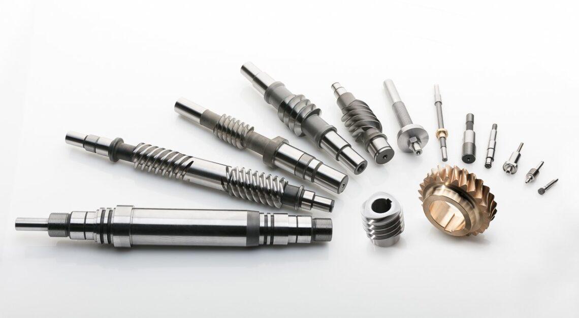Hochpräzis gefertigte Produkte aus dem Hause Schauber. Fotos: pm