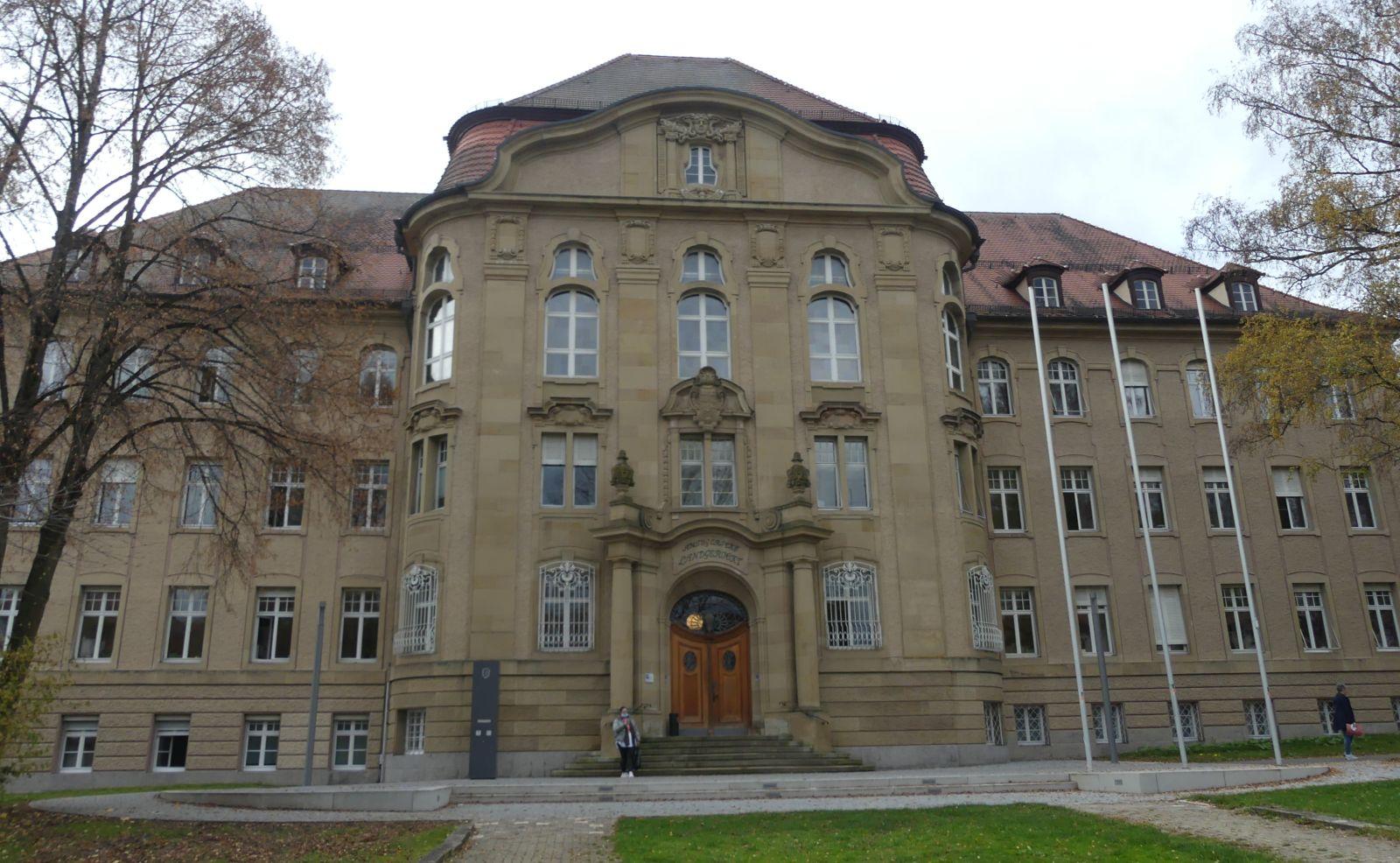 Das Landgericht Rottweil. Archiv-Foto: him