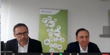 Marc Bunz und Nicolas Schweizer beantworteten im herbst Fragen.