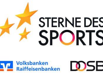 """EIn """"Kleiner Stern"""" geht an die FSV Schwenningen. Grafik: dosb"""