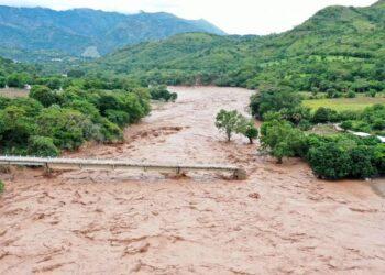 Hochwasserkatastrophe in Guatemala. Fotos: pm