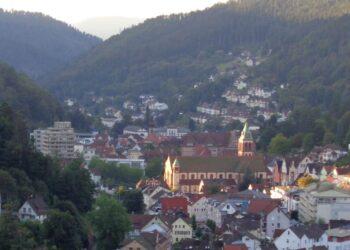 Heiliggeistkirche im Abendsonnenlicht. Archiv-Foto: him