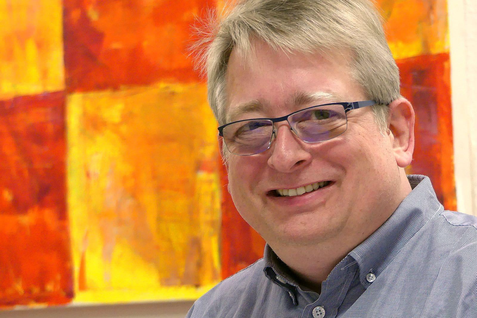 Der SPD-Kreisvorsitzende Mirko Witkowski. Foto: pm