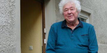 Die Leitung der Spittelmühle hat er abgegeben, doch der Wärmestube bleibt Dietmar Greuter auch im Ruhestand treu. Foto: Elke Reichenbach
