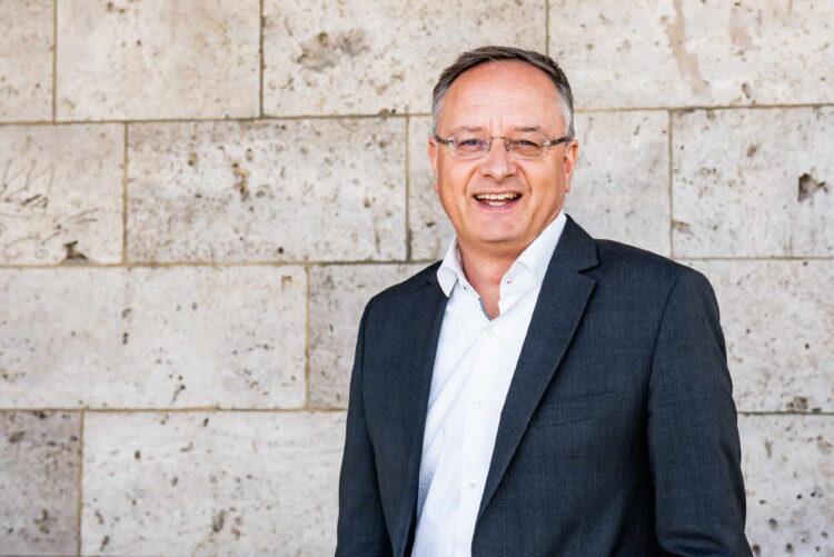 Andreas Stoch. Foto: Schielberg