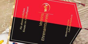 Der Wimpel für die Preisträger. Foto: WFV