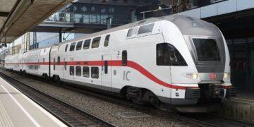 Ein KISS-Doppelstock-Intercity der Deutschen Bahn. Foto: pm