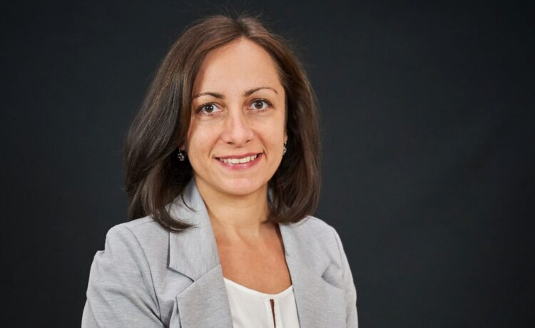 Bezirkskantorin Judith Kilsbach. Foto: pm