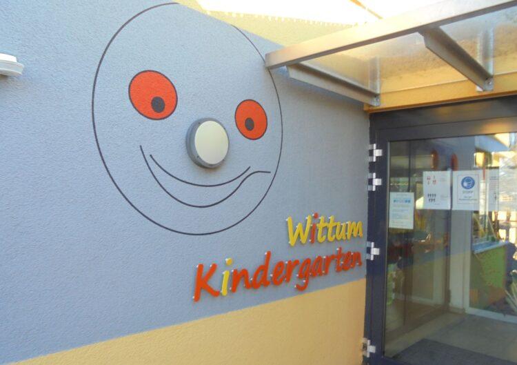 In den Kindergärten wird es bis auf weiteres nur eine Notbetreuung geben. Foto: him