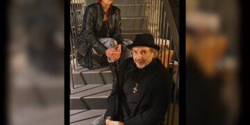 Claudia Maiberg und Jürgen Arnold. Quelle: Facebook