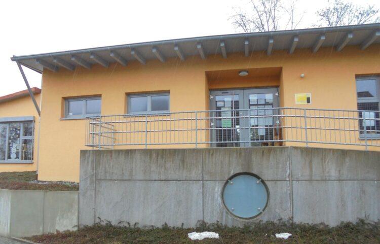 Der Kastholische Kindergarten in Waldmössingen. Foto: him