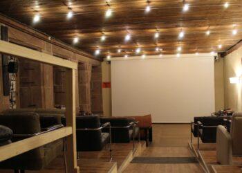 Der leere Subiaco-Kinosaal in Alpirsbach. Foto: pm