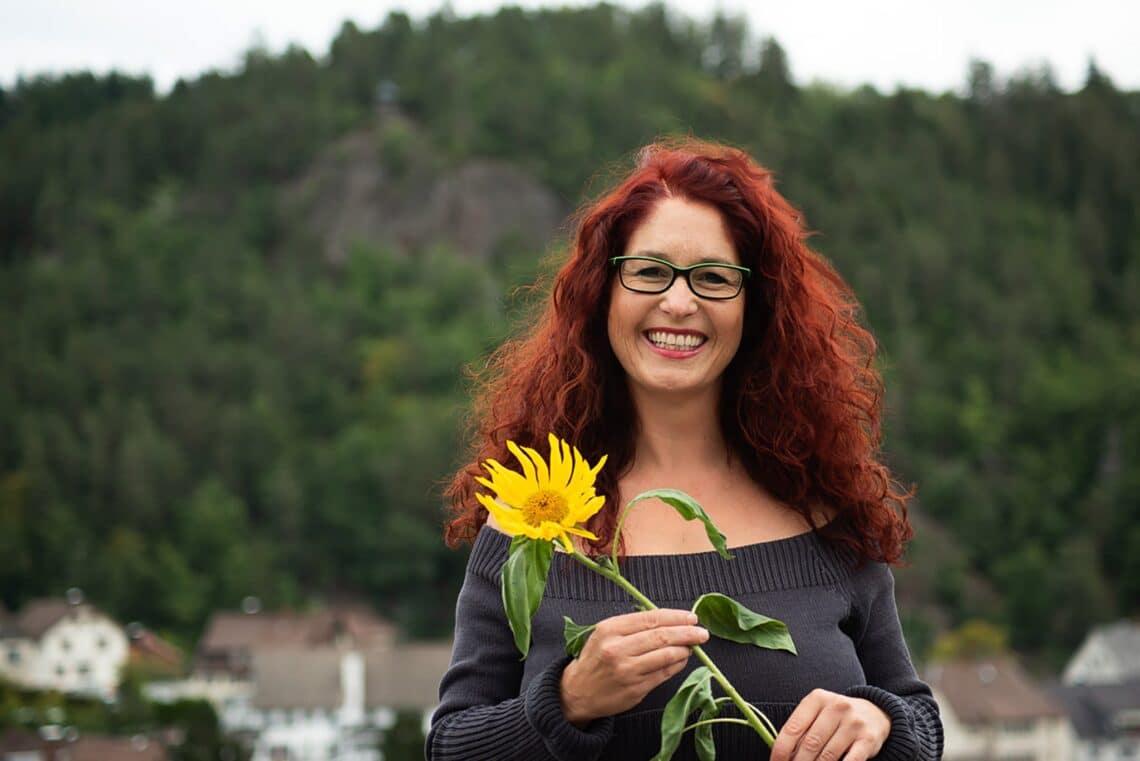 Sonja Rajsp, Grüne Gemeinderätin, Kreisrätin und Landtagskandidatin. Foto: pm