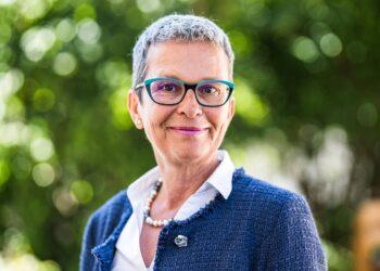 Feiert Dienstjubiläum: Fachleiterin Susan Stiegler-Irion. Foto: pm