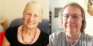 Es spielen Jutta Bärsch und Friedemann Nawroth. Fotos: pm