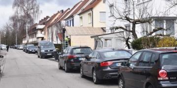 Auch in der Ruckgaberstraße wird geparkt -  stadtnah und derzeit noch kostenlos. Foto: wede