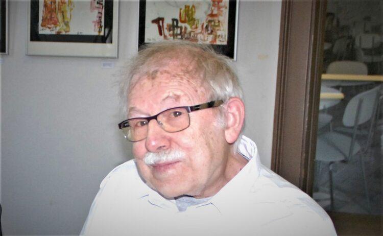 Reinhard Großmann bei einem Besuch in Schramberg 2015. Archivfoto: him