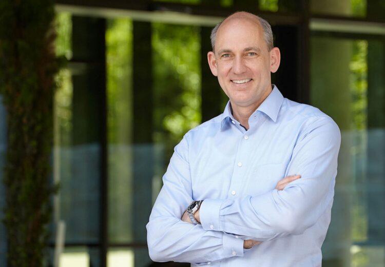 Professor Alfons Dehé, Institutsleiter bei Hahn-Schickard. Forto: pm