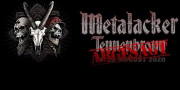 Metalacker-Homepage. Screenshot: him