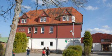 Die Werkrealschule Aichhalden. Archiv-Foto: him