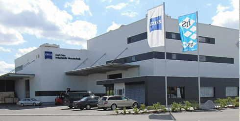 Montagewerk der Firma Industrie Team Services (ITS), in Bochingen,gebaut 2014. Foto:Industrie Team Service GmbH