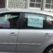 Strafbar? Schild bei einem Korso-Teilnehmer am vergangenen Freitag. Foto: him